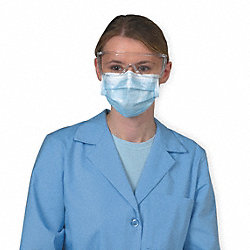 Surgical Mask, White, PK 50