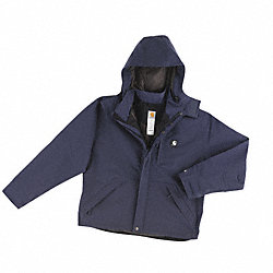 Breathable Jacket, M, Black, Zipper