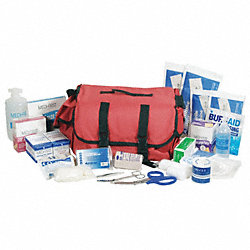 Trauma Kit Bag, Filled