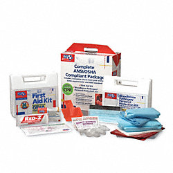 Compliance Pkg, First Aid, 25People