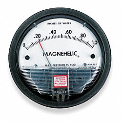 Gauge, Differential