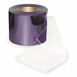 Vinyl Strip Roll, 300Ft, Smooth, W8In