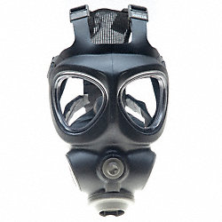 Scott(TM) M110 CBRN Mask, M/L
