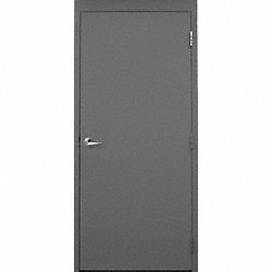 Noise Reduction Door, Cylindrical
