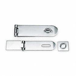 Hasp, Weld-On, Stainless Steel