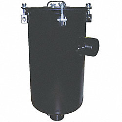 Inlet Filter, 6 In MNPT, 1100 Max CFM