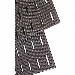 Anti-Slip Mat, PVC, Black, 4 ft x 30 ft