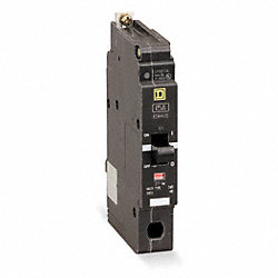 Circuit Breaker, Bolt On, EDB, 1Pole, 20A