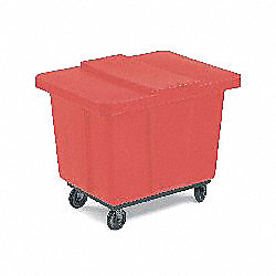 Red Cube Truck, 10 Cu. Ft., 400 Lb. Load