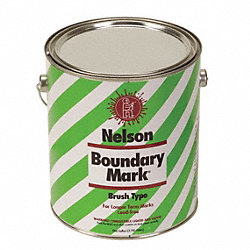 Boundary Marking Paints, Green, 1 gal.
