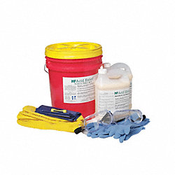 Chemical Neutralizer, Acids, 2.5 gal., PK2