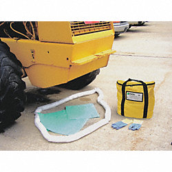 Spill Kit, 10 gal., Oil Only