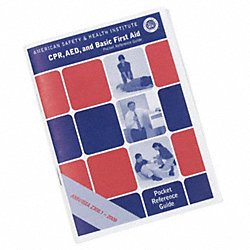 Handbook, First Aid, Soft Cover