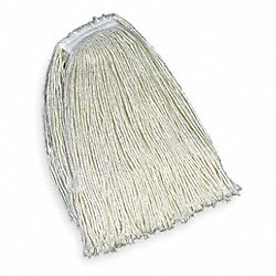 Mop, Wet, 32 oz., Natural