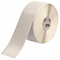Floor Marking Tape, 4In W, 100 ft. L