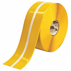 Marking Tape, Roll, 4In W, 100 ft. L
