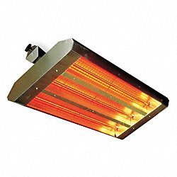 Electric Infrared Heater,37,361 BtuH - Electric Infrared Heaters