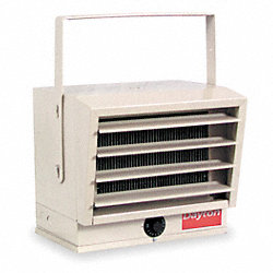 Electric Utility Heater, 5/4.1/3.3/2.5 kW