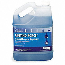 Cleaner Degreaser, Size 1 gal., PK 2