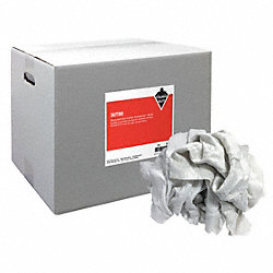Cloth Rag, Sweatshirt Cotton, 25 lb.Box