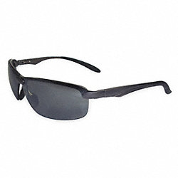 Safety Glasses, Gray, Antifog