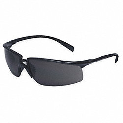 Tactical Safety Glasses, Gray, Antifog