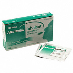 AMMONIA INHALANT WIPE, PK10