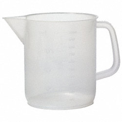 Beaker W/Handle, Low-Form, 1000mL