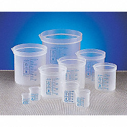 Graduated Beaker, 100mL, Pk10