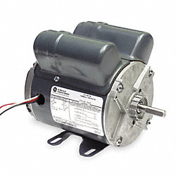 Instant Rev Motor, 1/2 HP, 1625 RPM, 115 V