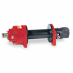 Hydraulic Winch, 8000 lb, 3/8 In, 15 gpm