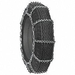 Tire Chains, Singles, V-bar, PK 2