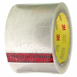 Carton Sealing Tape, Clear, 72mm x 50m