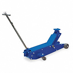 Hydraulic Service Jack, Manual, 10 Ton