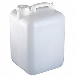 Carboy Light Weight 5 Gal HDPE