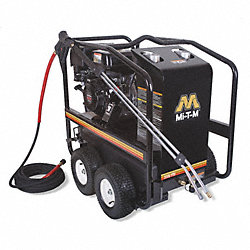 Hot Water Pressure Washer, 9.0 HP