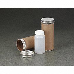 Specimen Mailer, w/Bottle, 4 oz, PK24