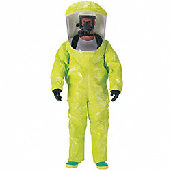 Encapsulated Suit, Training, XL, PVC