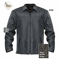 Jacket, No Insulation, Black, 3XL