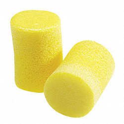Ear Plugs, 29dB, W/o Cord, Reg, PK200