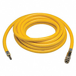 Airline Hose, 25 ft., Polyvinyl/Polyester