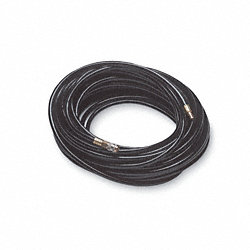 Airline Hose, 185 psi, 50 ft., 3/8 In. Dia.