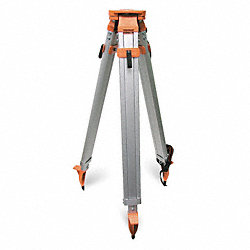 Tripod, Flat Head, Heavy Duty, Aluminum