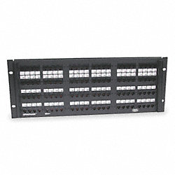 Panel, Patch, Cat5e, Rack