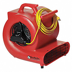 Portable Blower, 22-1/4 In.H