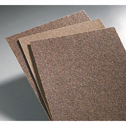 Sanding Sheet, 9x3-5/8 In, 120 G, AlO