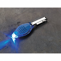 Flashlight, Blue LED