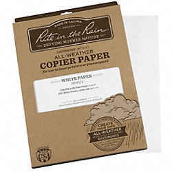 All Weather Copier Paper, 8 1/2x11, PK200