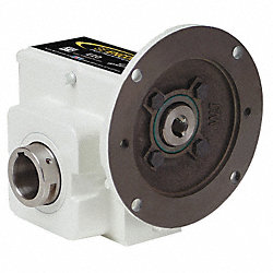 Hollow Output Shaft Reducer, 180TC, 10 to1