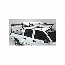 Adjustable Ladder Rack, Stl, 1000 lb. Cap.